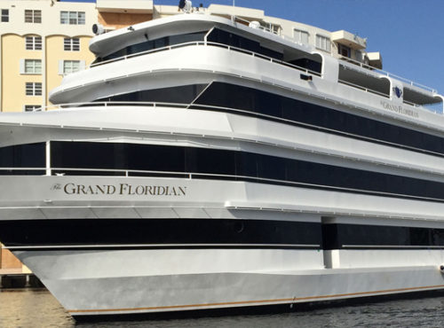 128′ Foot – 550 Guest Capacity