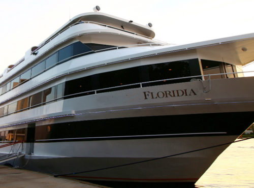 128′ Foot – 550 Guest Capacity